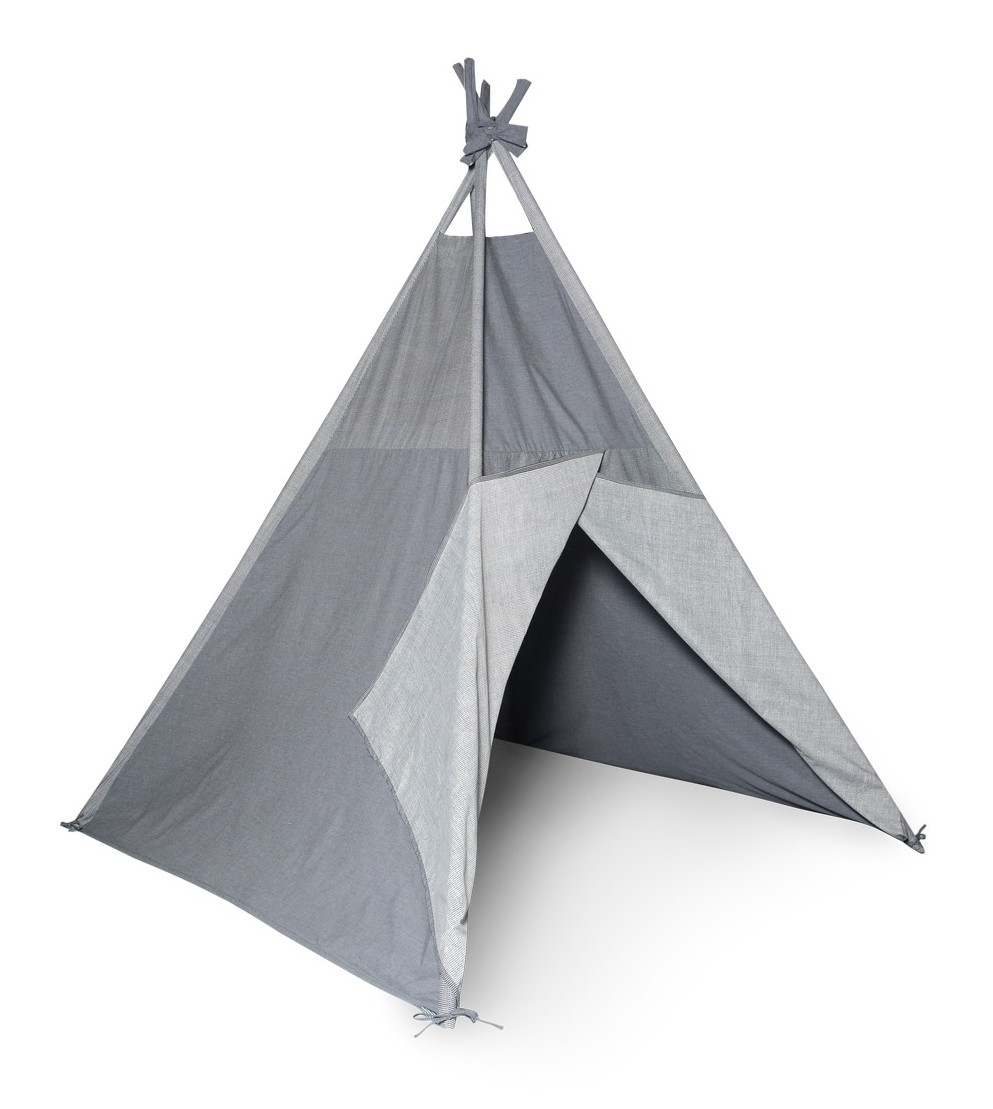 Play Teepee / Play Tent Jeans Gray  sc 1 st  Belily World & Belily World - play tent - play teepee in jeans gray