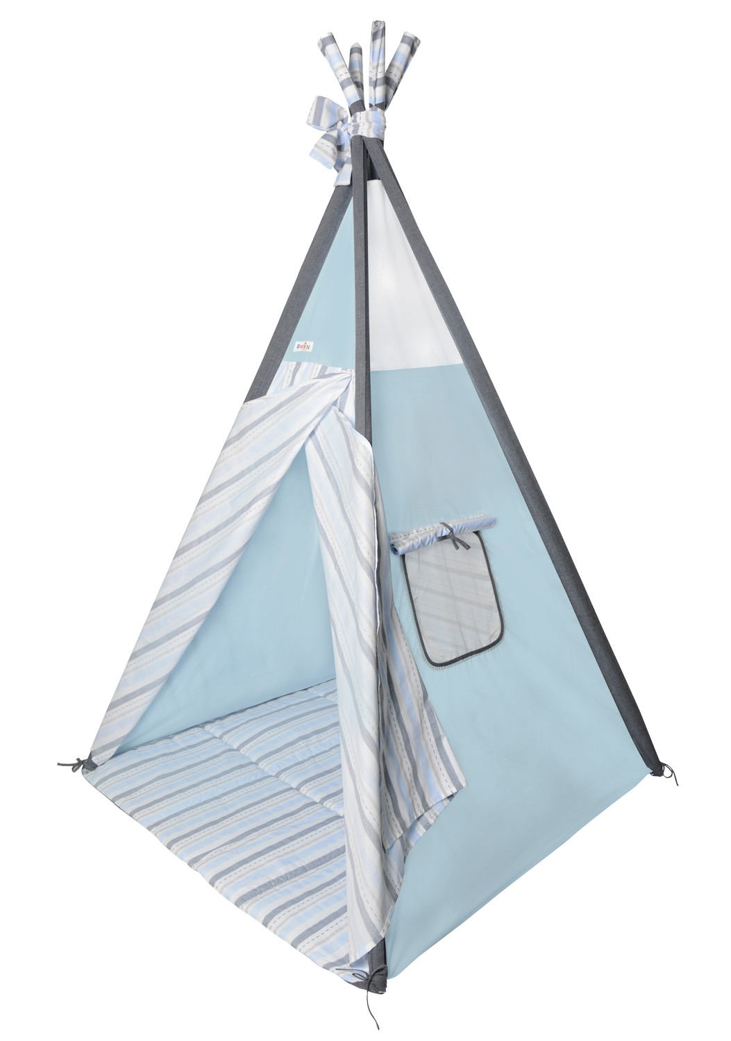 Belily Little Hideout Train Play Teepee / Play Tent  sc 1 st  Belily World & Belily World - play tent - Train play teepee
