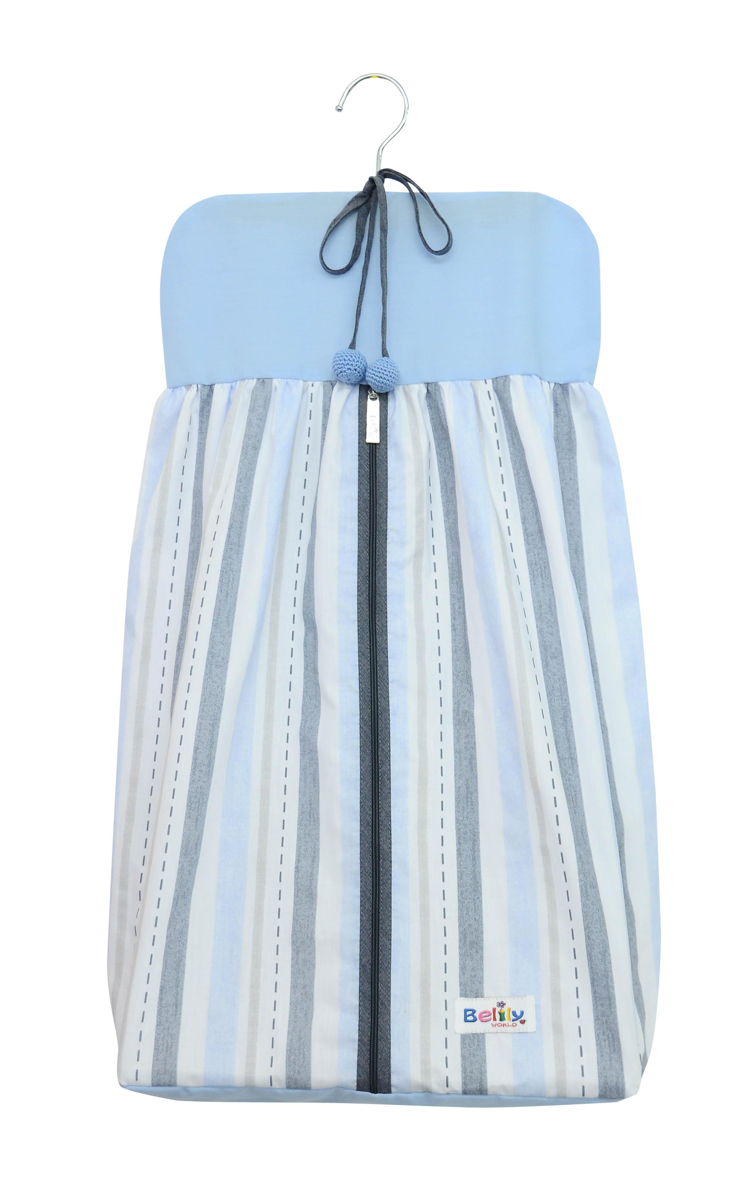 Belily Hangable Diaper Bag Holder Train Zimmer