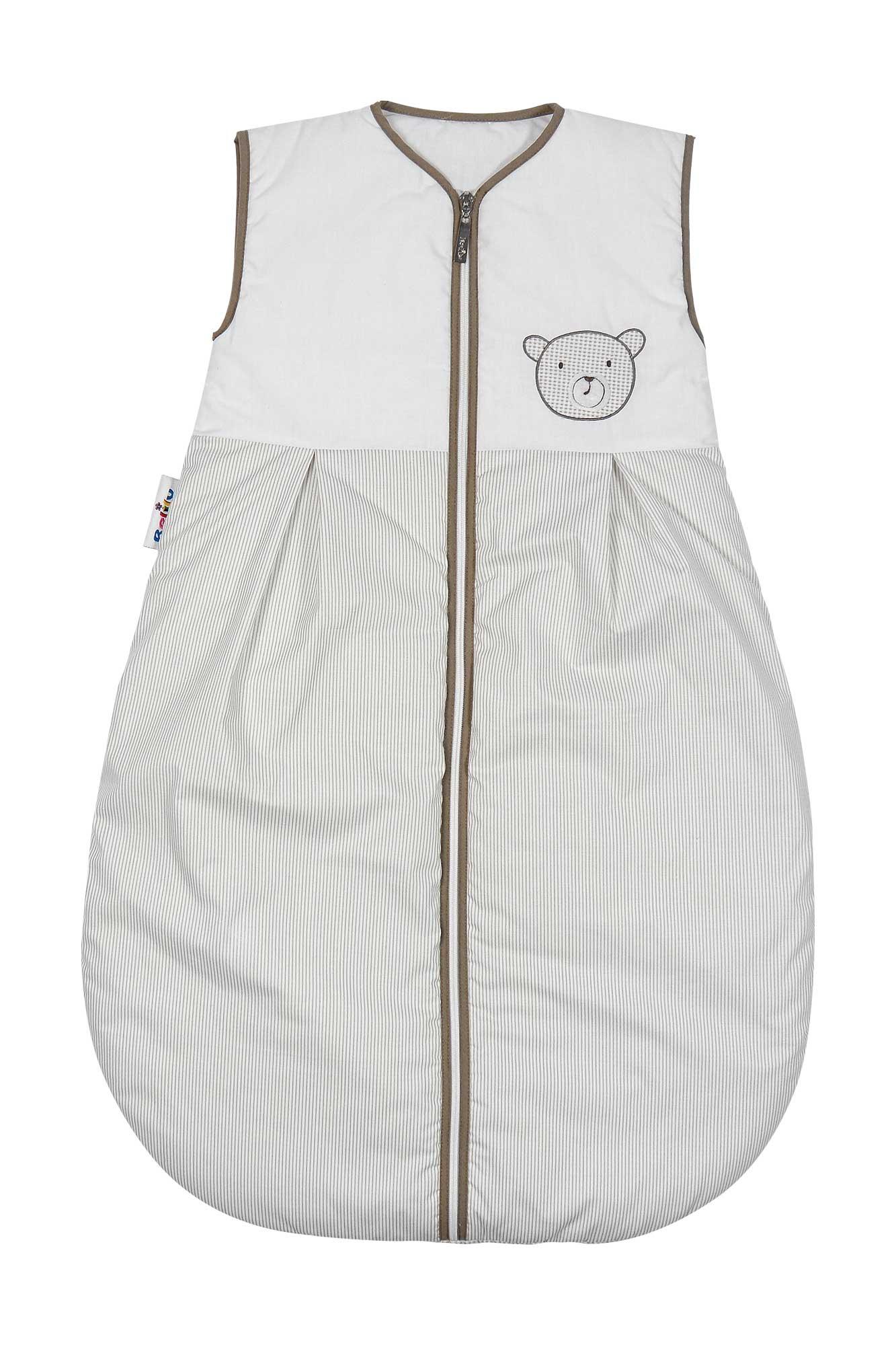 Teddy Bear Teds Baby S Sleeping Bag Nest Bag Label For