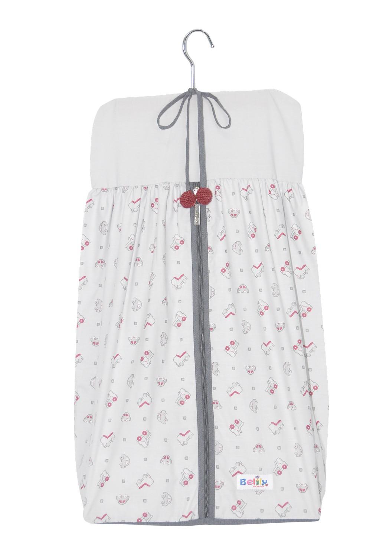 Belily Hangable Diaper Bag Holder Traffic Zimmer