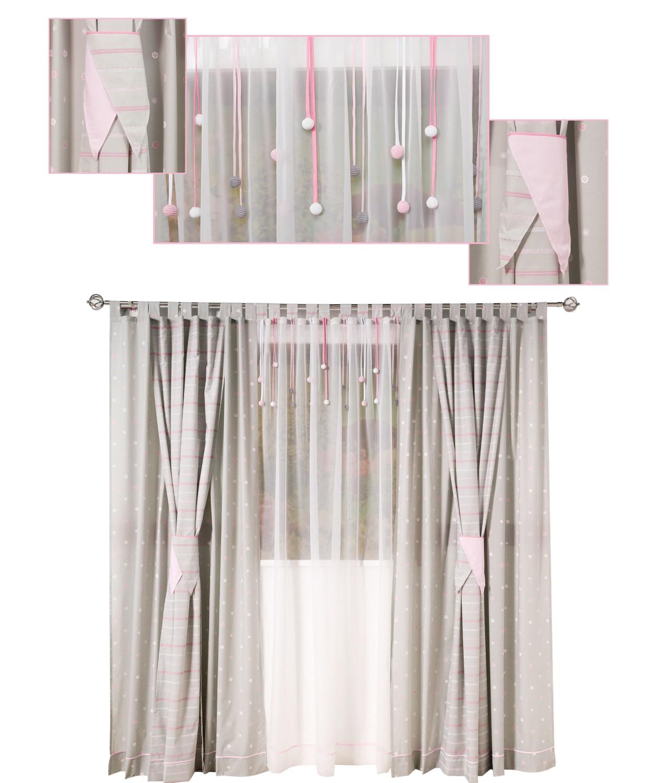 3 dekoh nger in verschiedenen farben f r ihre gardinenstange label f r wickeltaschen. Black Bedroom Furniture Sets. Home Design Ideas