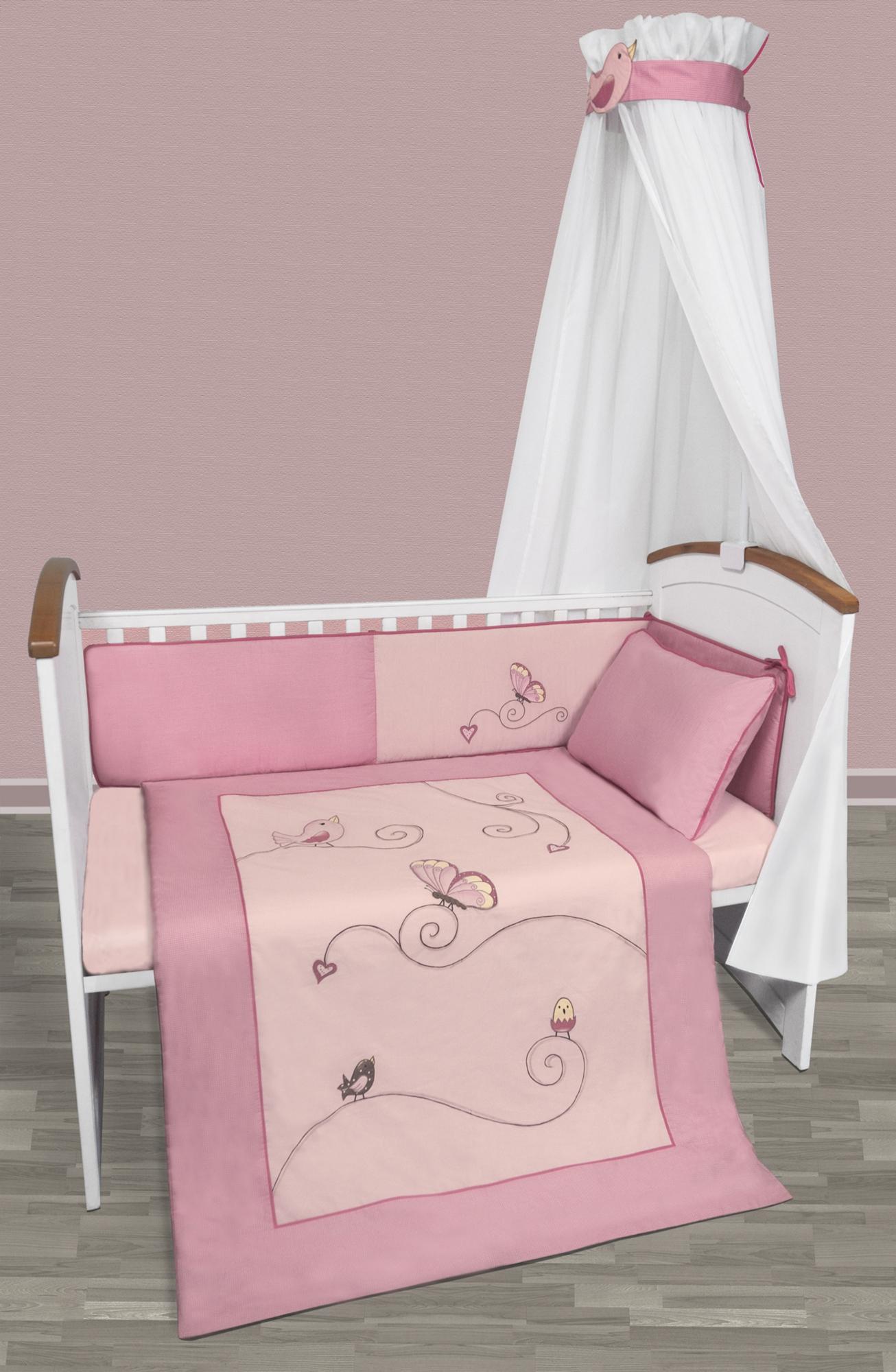 schmetterling baby bettset label f r wickeltaschen stillkissen stubenwagen spielzelte und. Black Bedroom Furniture Sets. Home Design Ideas